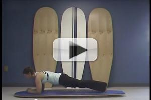 STAGE TUBE: Fit Board Fusion's Three Point Plank