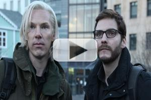 VIDEO: First Look - Benedict Cumberbatch in New Featurette for THE FIFTH ESTATE