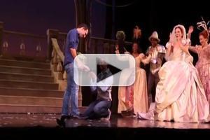 STAGE TUBE: Kunal & Jason Get Engaged at Broadway's CINDERELLA!