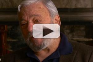 STAGE TUBE: Stephen Sondheim Talks SWEENEY, Songwriting & More on PBS NEWSHOUR WEEKEND