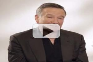 VIDEO: Robin Williams Talks Return to Network TV in CBS's THE CRAZY ONES