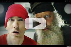 VIDEO: EMINEM Reveals 'Berzerk' Music Video