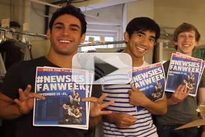 STAGE TUBE: NEWSIES Announces 'Fan Week' in Honor of Second Anniversary of Paper Mill Debut