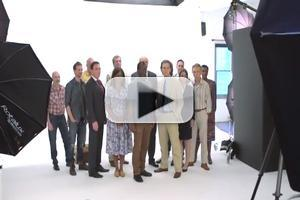 STAGE TUBE: Behind the Scenes at Broadway's A TIME TO KILL Photo Shoot!