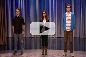 VIDEO: Meet Conan's Next Famous Intern Tonight on TBS