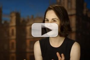 VIDEO: DOWNTON ABBEY Cast Previews Season 4!