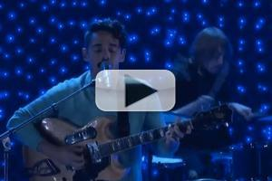 VIDEO: Local Natives Perform on CONAN