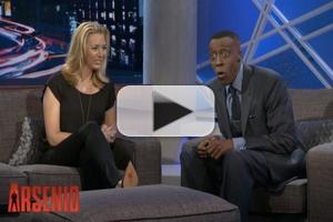 VIDEO: Lisa Kudrow & More Guest on THE ARSENIO HALL SHOW