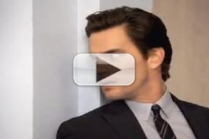 VIDEO: First Look - Matt Bomer in WHITE COLLAR Season 5 Promo