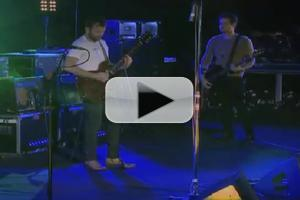 VIDEO: Kings Of Leon Cover 'Dancing On My Own'