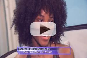 STAGE TUBE: Backstage at MOTOWN THE MUSICAL with Valisia LeKae, Brandon Victor Dixon and More!