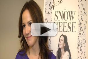 BWW TV: Chatting with the Cast of THE SNOW GEESE in Rehearsal- Mary Louise Parker & More!