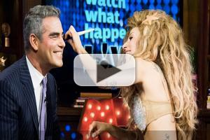 VIDEO: Lady Gaga Appears on Bravo's WATCH WHAT HAPPENS LIVE!