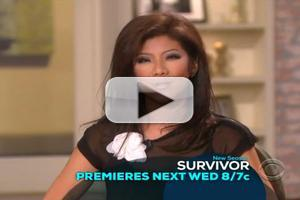 VIDEO: Julie Chen Admits to Having Plastic Surgery to Make Eyes 'Bigger'
