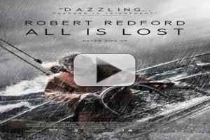 VIDEO: First Look - Trailer for Robert Redford's ALL IS LOST