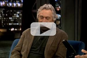 VIDEO: Robert DeNiro Chats 'The Family' on FALLON