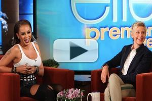 VIDEO: Mel B Talks Spice Girls Reunion on ELLEN
