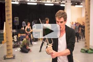 STAGE TUBE: Sneak Peek at Jay Armstrong Johnson, Talisa Friedman & More in Old Globe's THE LAST GOODBYE