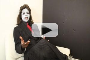 STAGE TUBE: Meet 'Lefty Carusso' from WHO KILLED JIGABOO JONES? at Work Space Denver