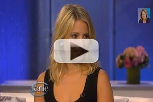 VIDEO: GLEE's Dianna Agron Talks Co-Star Cory Monteith's Passing, Tribute Episode