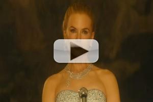 VIDEO: First Look- Nicole Kidman in GRACE OF MONACO