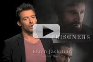 VIDEO: Hugh Jackman, Jake Gyllenhaal Talk PRISONERS