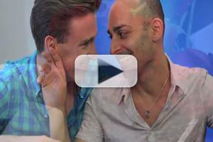 STAGE TUBE: Stephen Carrasco of KINKY BOOTS Gets a Romantic Proposal