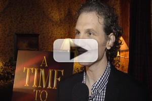 BWW TV EXCLUSIVE: Chatting with Sebastian Arcelus, Tonya Pinkins, Tom Skerritt and More on Broadway's A TIME TO KILL