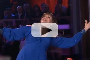 VIDEO: Valerie Harper Wows the Crowd, Judges on DWTS Premiere