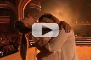 VIDEO: Corbin Bleu, Amber Riley Draw Praise on DWTS Premiere