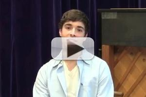 MEGA STAGE TUBE: Jeremy Jordan, Natalie Weiss and More Give Advice for SO YOU WANNA BE A SUPERSTAR