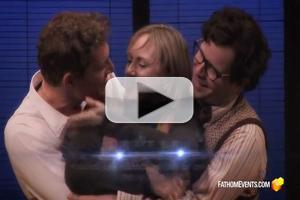 STAGE TUBE: Trailer - West End's MERRILY WE ROLL ALONG, Set to Screen Across the Country in October