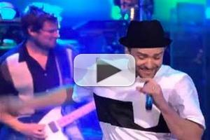 VIDEO: Justin Timberlake Covers Jackson 5's SHAKE YOUR BODY