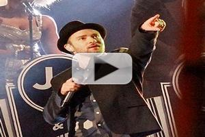 VIDEO: Justin Timberlake Performs 'Take Back the Night' Live on JIMMY KIMMEL