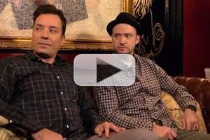 VIDEO: Justin Timberlake & Jimmy Fallon Have Twitter-Only Conversation