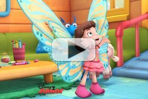 BWW TV Exclusive: Sutton Foster Lends Voice to Disney Junior's DOC MCSTUFFINS