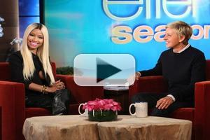 VIDEO: Nicki Minaj Talks 'American Idol' Experience on ELLEN