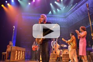 STAGE TUBE: AMERICAN IDOL's Taylor Hicks Jams with MILLION DOLLAR QUARTET