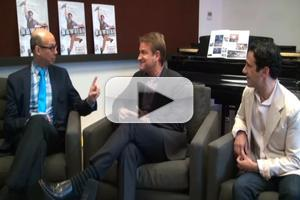 BWW TV Exclusive: BACKSTAGE WITH RICHARD RIDGE- NEWSIES Dream Team Jeff Calhoun & Christopher Gattelli