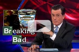 VIDEO: Stephen Talks Breaking Bad 'Appearance' on COLBERT