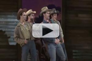STAGE TUBE: First Look at Bill Nolte, Mamie Parris & More in Highlights of Goodspeed's THE MOST HAPPY FELLA