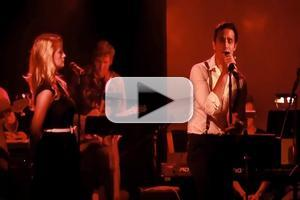 STAGE TUBE: Jared Zirilli and Whitney Bashor Perform 'He Can Only Hold Her' at BROADWAY SINGS AMY WINEHOUSE