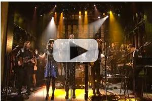 VIDEO: Arcade Fire Performs  'Reflektor' on SNL Season Premiere