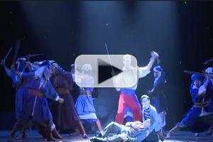 STAGE TUBE: Marc Jacoby, Gregg Edelman, Johnny Rabe & More in Highlights of SECONDHAND LIONS