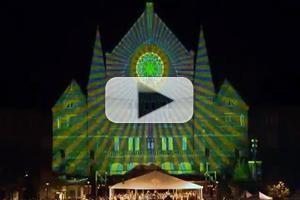 VIDEO: Cincinnati Symphony Orchestra's LUMENOCITY, Part 2 - Tchaikovsky's Symphony No. 4