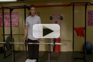 VIDEO: Cory Monteith and Matthew Morrison Share a Moment in This GLEE Season 4 Deleted Scene