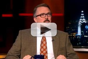 VIDEO: Vince Gilligan Chats 'Breaking Bad' Finale on COLBERT