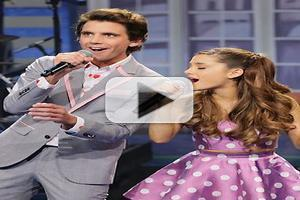 VIDEO: Ariana Grande, MIKA Perform 'Popular' on LENO