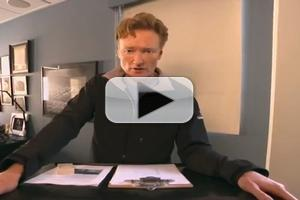 VIDEO: CONAN Lays Off 'Non-Essential' Staff in Support of Government Shutdown