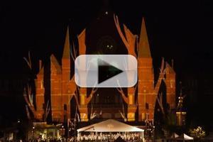 VIDEO: Cincy Symphony's LUMENOCITY, Part 3: Aaron Copland's 'Appalachian Spring'
